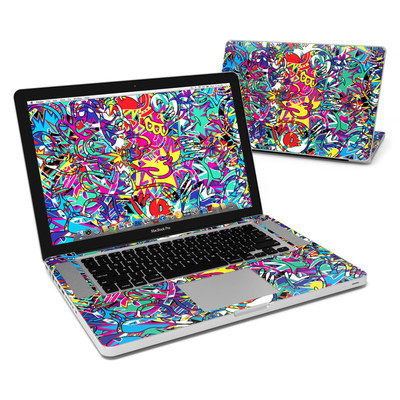 MacBook Pro 15in Skin - Graf