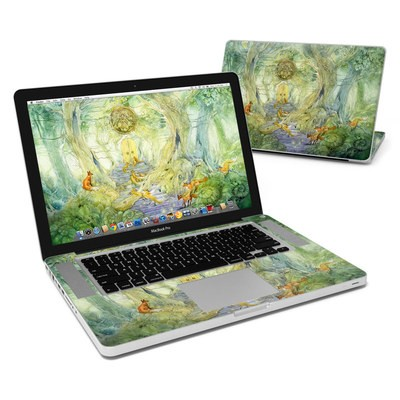 MacBook Pro 15in Skin - Green Gate