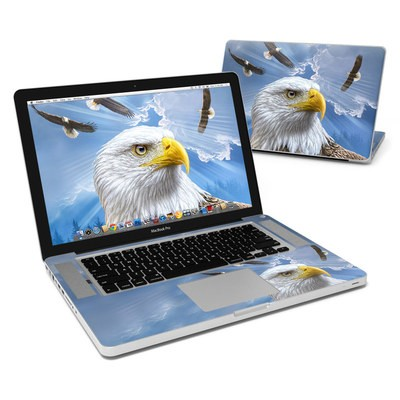 MacBook Pro 15in Skin - Guardian Eagle