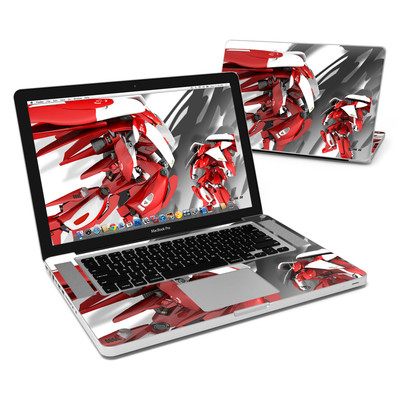 MacBook Pro 15in Skin - Gundam Light