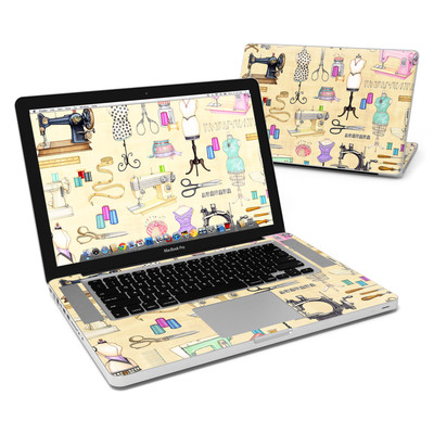MacBook Pro 15in Skin - Haberdashery