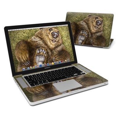 MacBook Pro 15in Skin - Happy Baby