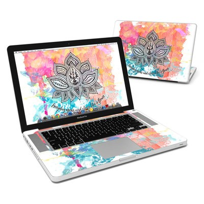 MacBook Pro 15in Skin - Happy Lotus