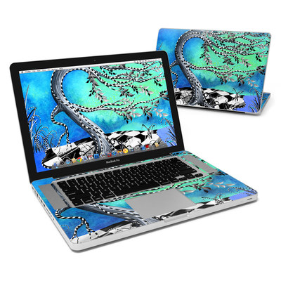 MacBook Pro 15in Skin - Haunted Tree