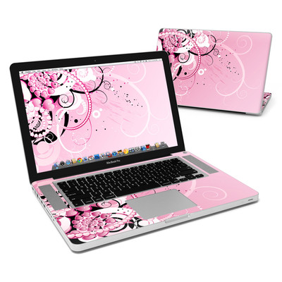 MacBook Pro 15in Skin - Her Abstraction