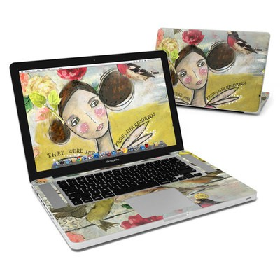 MacBook Pro 15in Skin - Her Tribe
