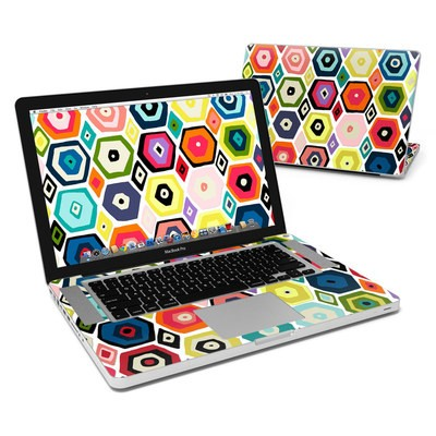 MacBook Pro 15in Skin - Hex Diamond