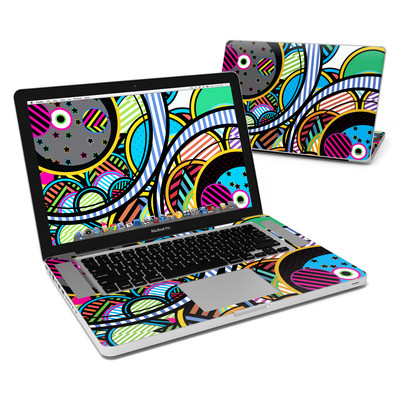 MacBook Pro 15in Skin - Hula Hoops