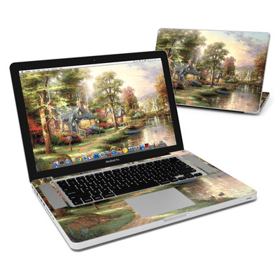 MacBook Pro 15in Skin - Hometown Lake