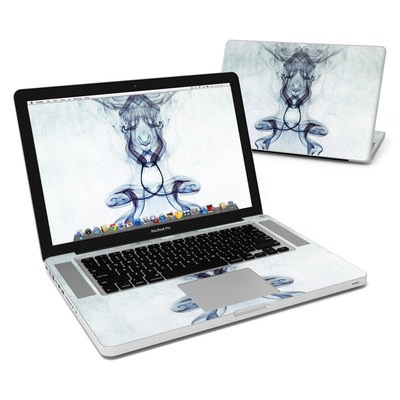 MacBook Pro 15in Skin - Holy Smoke