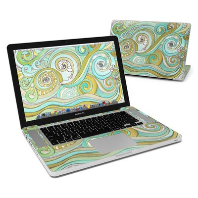 MacBook Pro 15in Skin - Honeydew Ocean