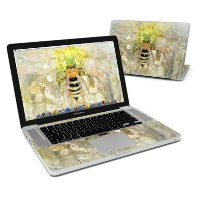 MacBook Pro 15in Skin - Honey Bee