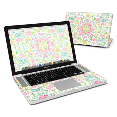 MacBook Pro 15in Skin - Honeysuckle