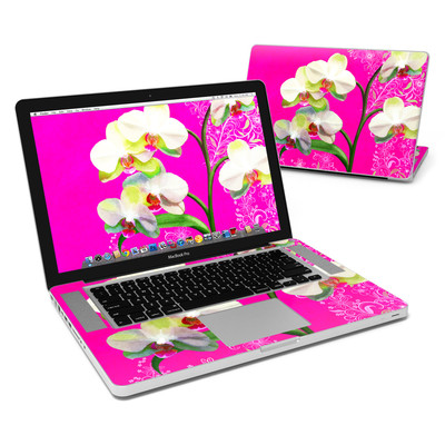 MacBook Pro 15in Skin - Hot Pink Pop