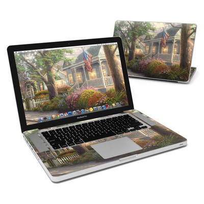MacBook Pro 15in Skin - Hometown Pride