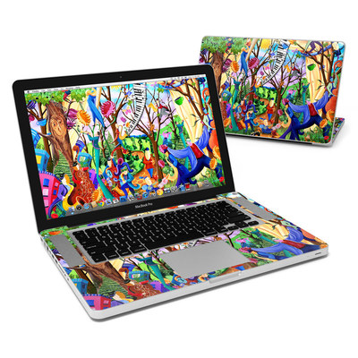 MacBook Pro 15in Skin - Happy Town Celebration