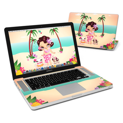 MacBook Pro 15in Skin - Hula Lulu