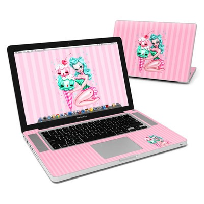 MacBook Pro 15in Skin - Ice Cream