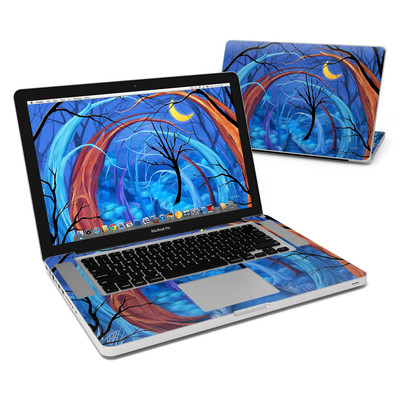 MacBook Pro 15in Skin - Ichabods Forest