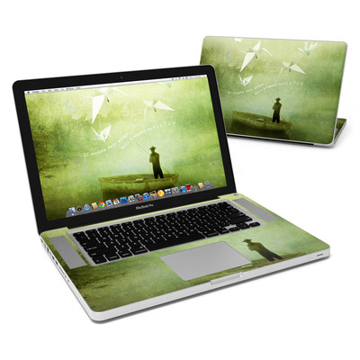 MacBook Pro 15in Skin - If Wishes
