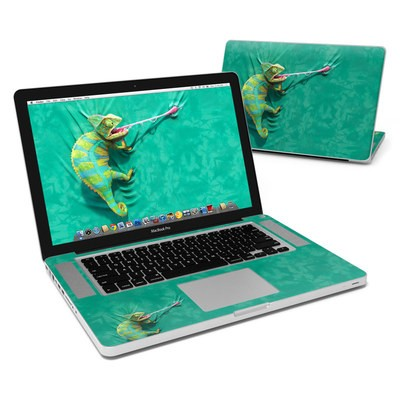 MacBook Pro 15in Skin - Iguana