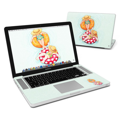 MacBook Pro 15in Skin - Inner Tube Girls