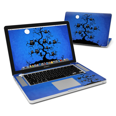 MacBook Pro 15in Skin - Internet Cafe