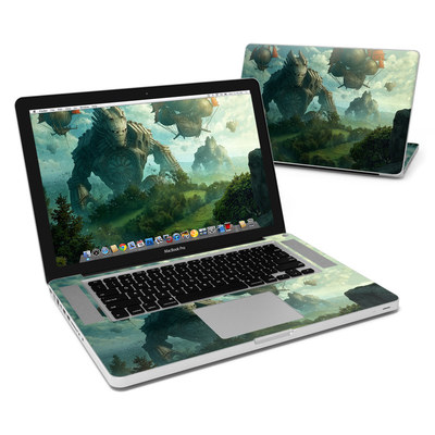 MacBook Pro 15in Skin - Invasion