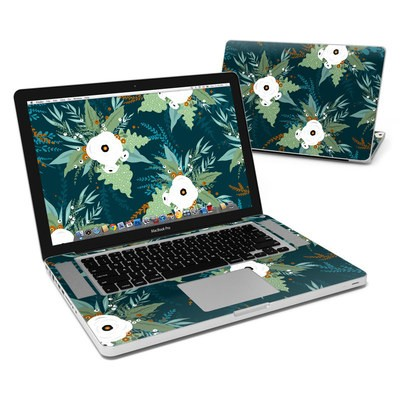 MacBook Pro 15in Skin - Isabella Garden