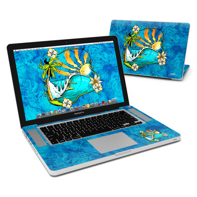 MacBook Pro 15in Skin - Island Playground