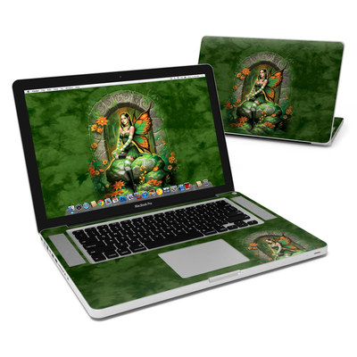 MacBook Pro 15in Skin - Jade Fairy