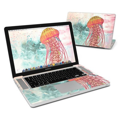 MacBook Pro 15in Skin - Jellyfish