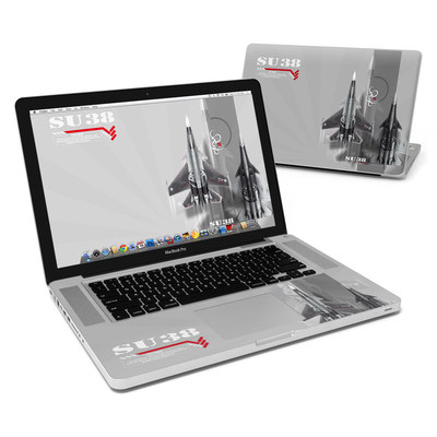 MacBook Pro 15in Skin - Jet Fighter