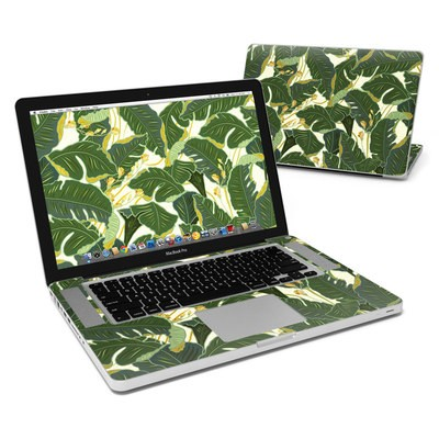MacBook Pro 15in Skin - Jungle Polka