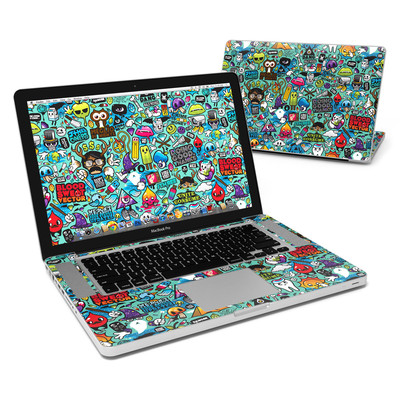 MacBook Pro 15in Skin - Jewel Thief