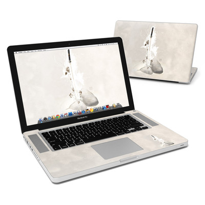 MacBook Pro 15in Skin - Katana Gold
