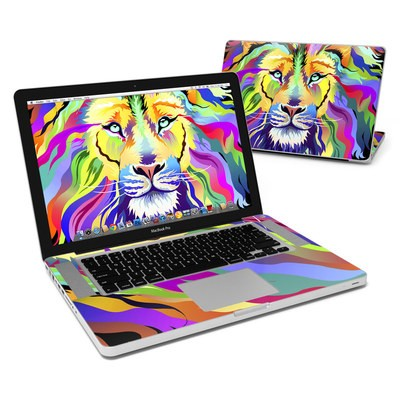 MacBook Pro 15in Skin - King of Technicolor