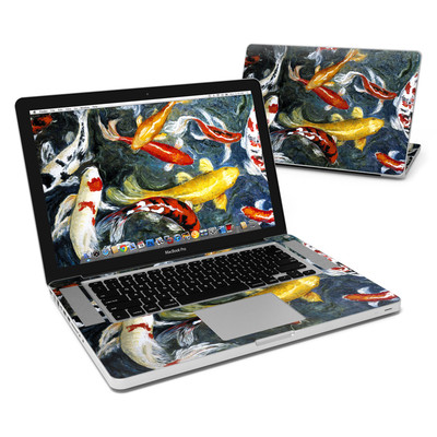 MacBook Pro 15in Skin - Koi's Happiness