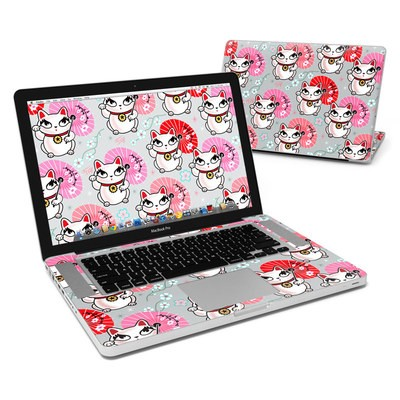 MacBook Pro 15in Skin - Kyoto Kitty
