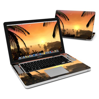 MacBook Pro 15in Skin - Last Light Of The Sun