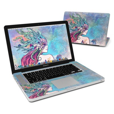 MacBook Pro 15in Skin - Last Mermaid