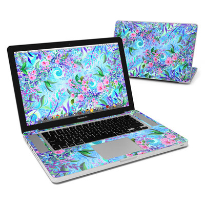 MacBook Pro 15in Skin - Lavender Flowers