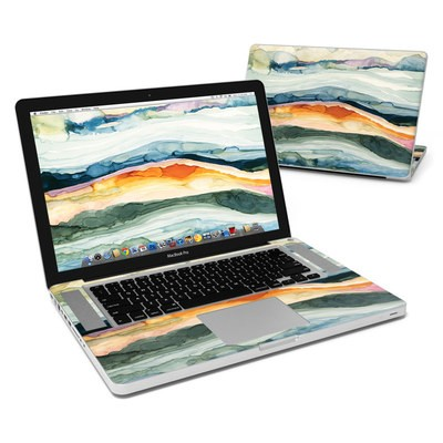MacBook Pro 15in Skin - Layered Earth