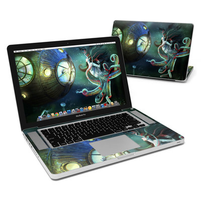MacBook Pro 15in Skin - 20000 Leagues
