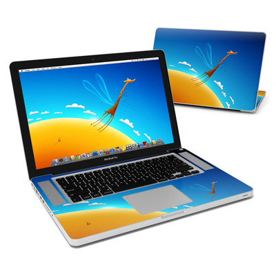 MacBook Pro 15in Skin - Learn to Fly