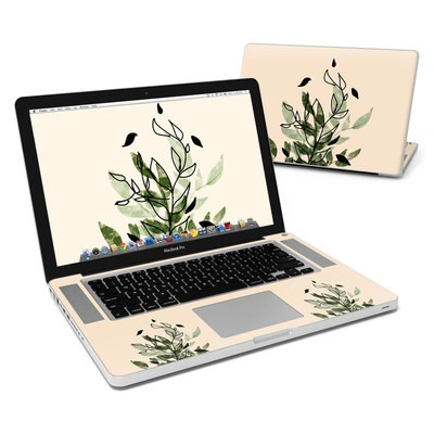 MacBook Pro 15in Skin - Leaves
