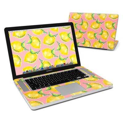 MacBook Pro 15in Skin - Lemon