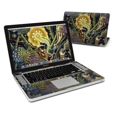 MacBook Pro 15in Skin - Light Creatures
