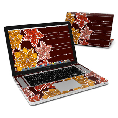 MacBook Pro 15in Skin - Lila