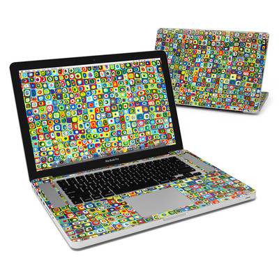 MacBook Pro 15in Skin - Line Dancing